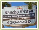 Rancho Ocaso Apartments