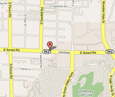 Click to show Rancho Ocaso Apartments on Google Map